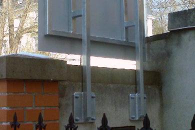 allgemeine Trägerkonstruktion